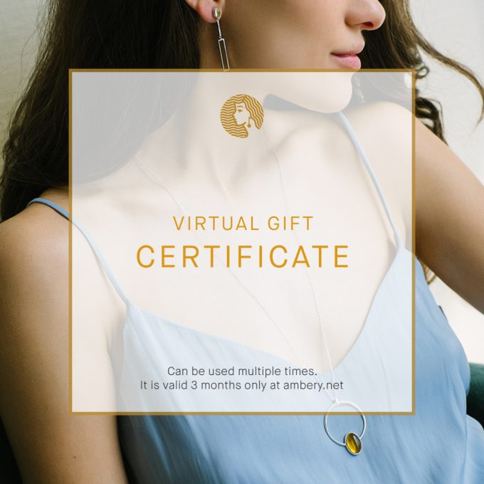 Ambery Jewelry Gift Certificate