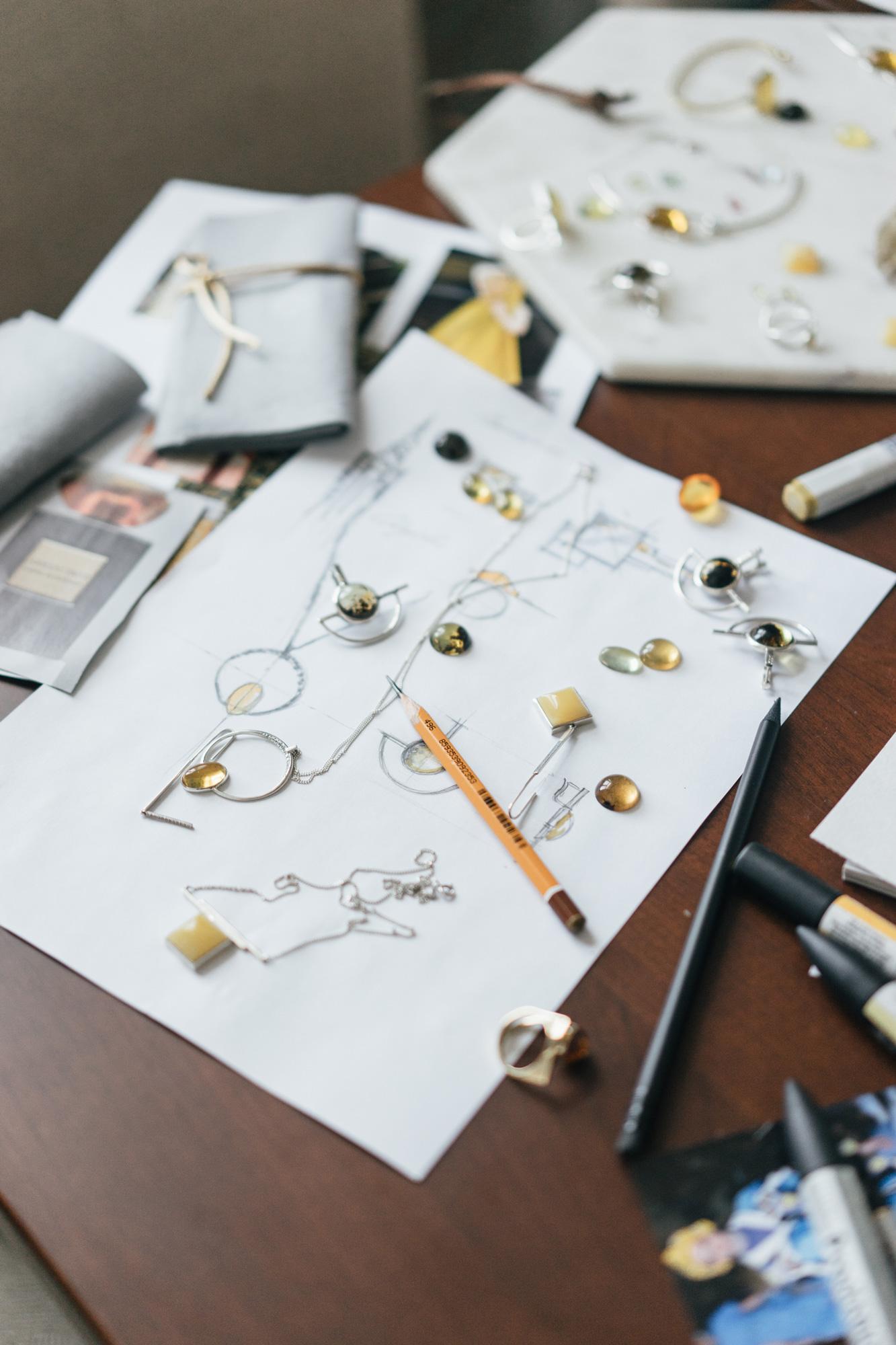 Moodboard and Sketching