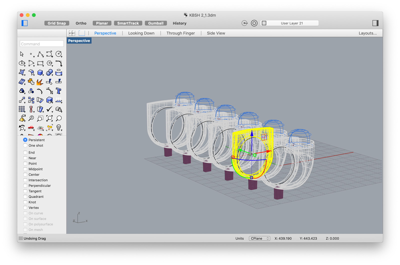 3D and Master Modelling