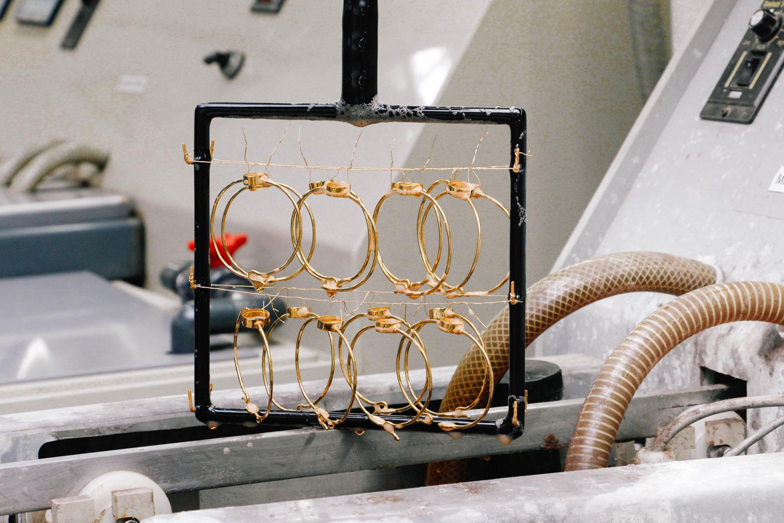 Electroplating and Rhodium Plating